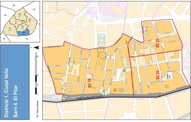Barrio 1.4: El Pilar