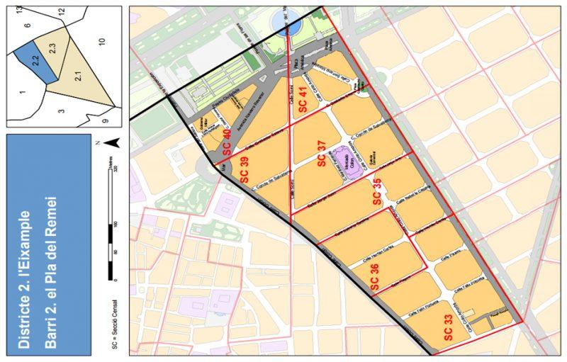 Barrio 2.2: El Pla del Remei