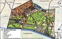 Distrito 10: Quatre Carreres
