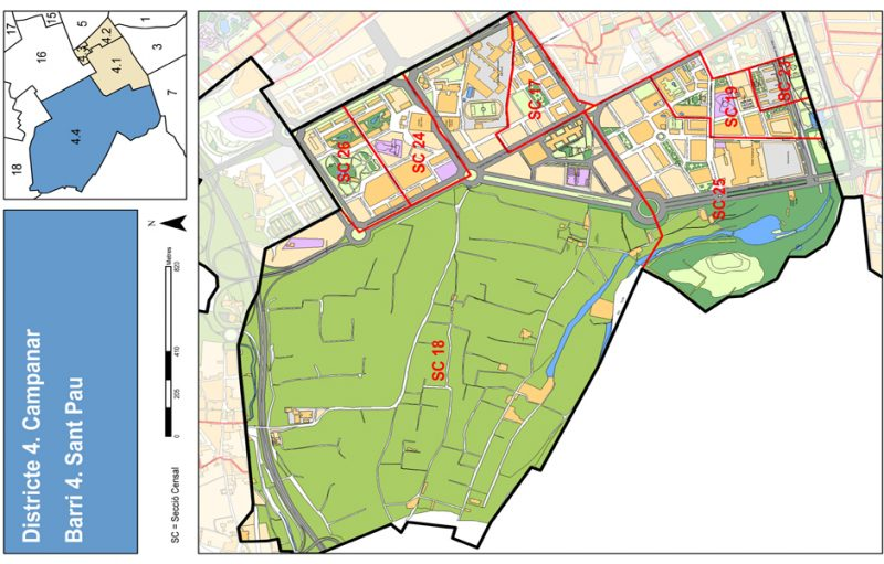 Barrio 4.4: Sant Pau