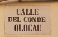 Comte d'Olocau (calle)