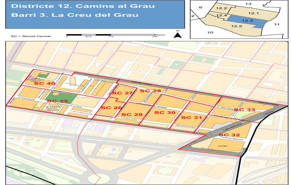Barrio 12 3 Creu Del Grau Valencia Actua