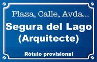 Arquitecte Segura de Lago (calle)