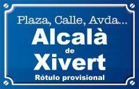 Alcalà de Xivert (calle)