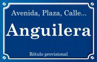 Anguilera (calle)