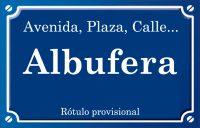 Albufera (calle)