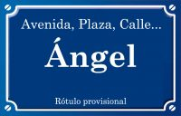 Ángel (plaza)