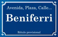 Beniferri (calle)