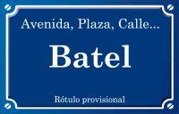 Batel (calle)