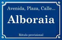 Alboraia (calle)