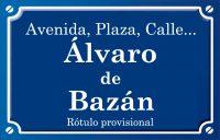 Álvaro de Bazán (calle)