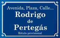 Rodrigo Pertegás (calle)