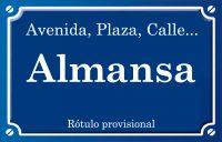 Almansa (plaza)