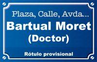 Doctor Bartual Moret (passatge)