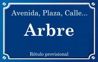 Arbre (plaza)