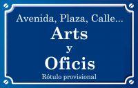 Arts y Oficis (calle)