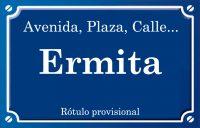 Ermita (calle)