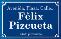 Fèlix Pizcueta (calle)