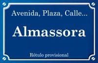 Almassora (calle)