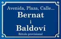 Bernat i Baldoví (calle)