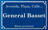 General Basset (calle)