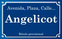 Angelicot (calle)