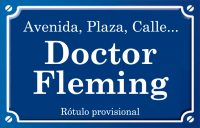 Doctor Fleming (calle)