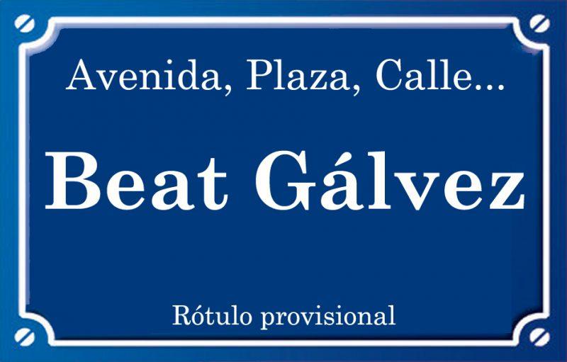 Beat Gálvez (calle)