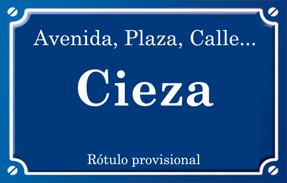 Cieza (calle)