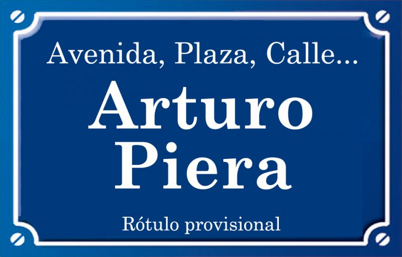 Arturo Piera (plaza)