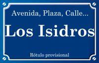 Los Isidros (calle)