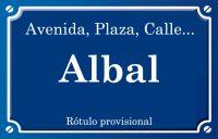 Albal (calle)