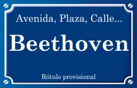 Beethoven (calle)