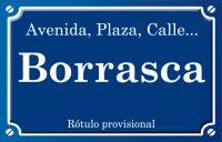 Borrasca (calle)