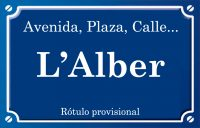 Alber (calle)