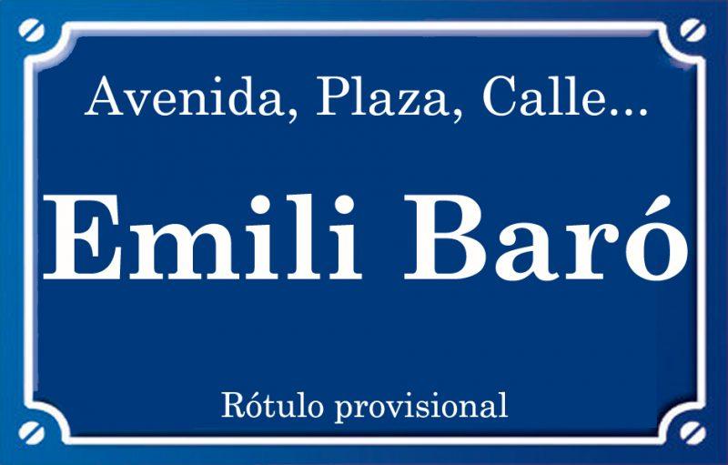 Emili Baró (avenida)