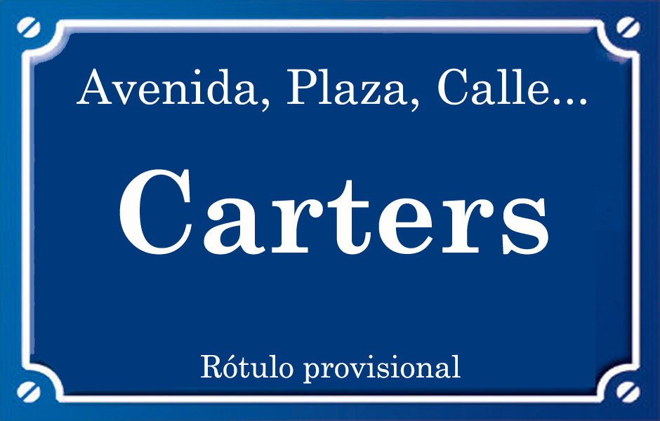 Carters (calle)