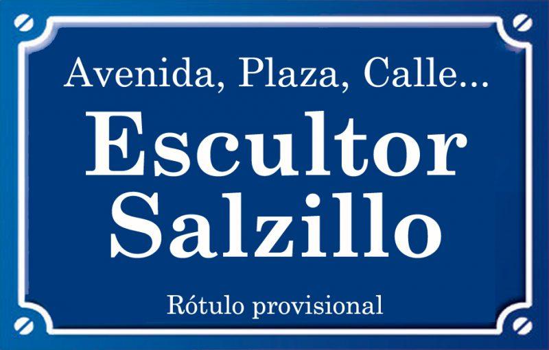 Escultor Salzillo (calle)