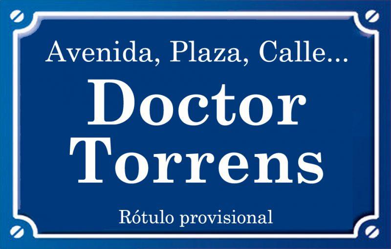 Doctor Torrens (plaza)