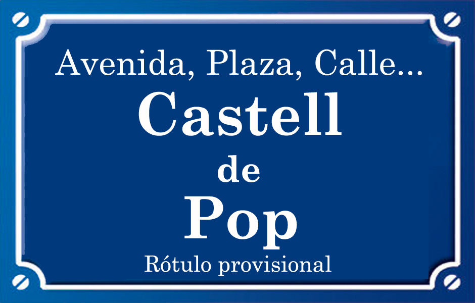 Castell del Pop (calle)