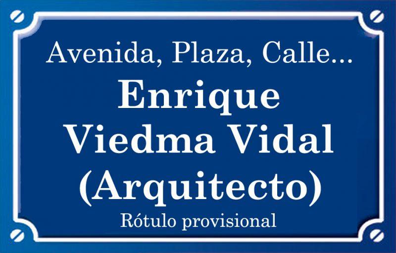 Enrique Viedma (calle)