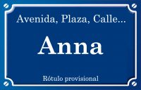 Anna (calle)