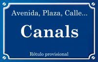 Canals (calle)