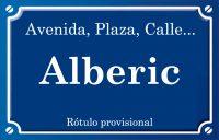 Alberic (calle)