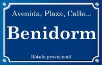 Benidorm (calle)