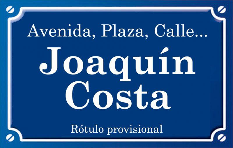 Joaquín Costa (calle)