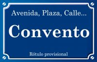 Convent (calle)