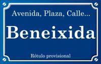 Beneixida (calle)