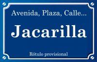 Jacarilla (calle)