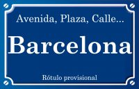 Barcelona (calle)